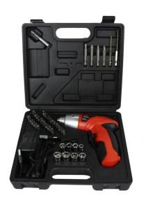 [OEM] 45pcs DC-S019 Electric Cordless Screwdriver Drill Tools Set
