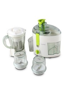 [OEM] 6 in 1 Multipurpose Juicer and Blender (Green)