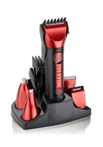 [OEM] Rechargeable Electric Hair Clipper for Man (5 in 1 Set)