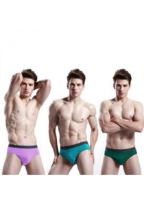 3pcs Cotton Men's Underwear