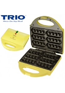 Trio Belgium Waffle Sticks Maker TWM-9020 700w Yellow