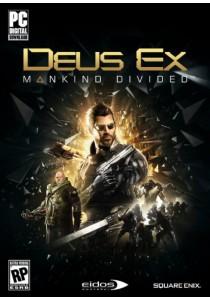 [Pre-Order] Deus EX: Mankind Divided (PC)