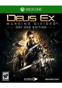 [Pre-Order] Deus EX: Mankind Divided (XB1)