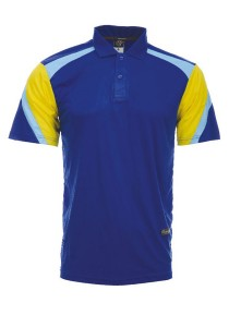 Microfibre Polo T Shirt DFT 03 01 (Royal Blue)