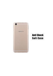 Air Cushion Anti Shock Transparent Soft Case for Oppo F1 Plus