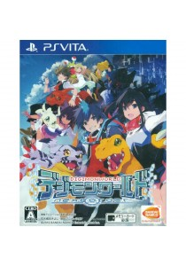 [PS Vita] Digimon World: Next Order Japanese Version