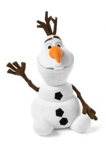 Authentic Disney Frozen Olaf Snowman Plush Toy 30cm