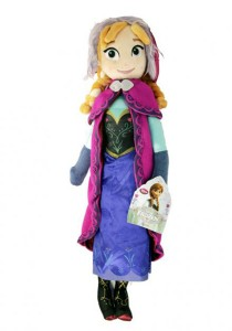 Disney Frozen Exclusive Plush Doll Anna 50cm