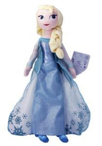 Disney Frozen Exclusive Plush Doll Elsa 50cm