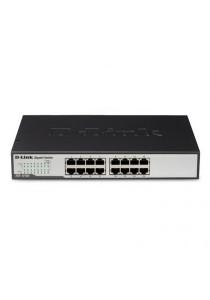 D-Link DGS-1016D 16 Port 10/100/1000Mbps Switch