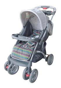 Disney Looney Tunes Baby Stroller (Grey)