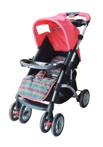 Disney Looney Tunes Baby Stroller (Red)