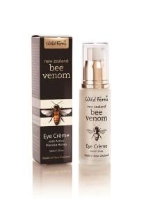 Wild Ferns Bee Venom Eye Creme with Active Manuka Honey 30ml