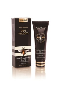 Wild Ferns Bee Venom Hand Rejuvenating Creme with Active Manuka Honey 80ml