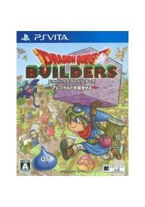 (Pre-Order) [PS Vita] Dragon Quest Builders (English Subs) (ETM: 11 Oct 2016)