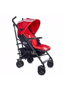 Easy Walker Mini Buggy Stroller - Blazing Red