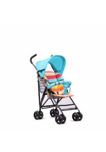 Otomo Baby Buggy (Model : BD-105) - Blue