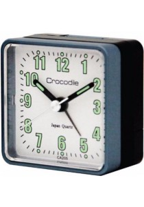 CROCODILE Clocks CA205 - Blue