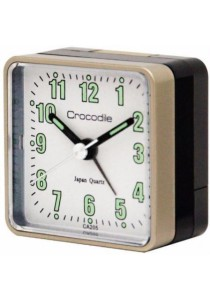 CROCODILE Clocks CA205 - Champagne