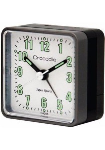 CROCODILE Clocks CA205 - Dark Grey