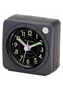 CROCODILE Alarm Clock CAL220 - Black