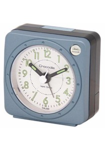 CROCODILE Alarm Clock CAL220 - Blue