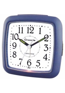 CROCODILE Alarm Clock CAL800 - Blue