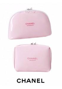 Chanel Beauty Velvet Pouch
