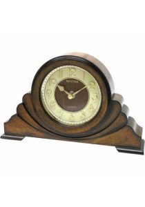 Wooden Mantel from Rhythm Clocks - CRG108NR06