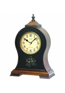 Wooden Mantel from Rhythm Clocks - CRH169NR06