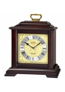 Wooden Mantel from Rhythm Clocks - CRH243NR06