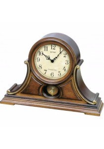 Wooden Mantel from Rhythm Clocks - CRJ729NR06