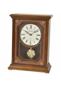 Wooden Mantel from Rhythm Clocks - CRJ740NR06