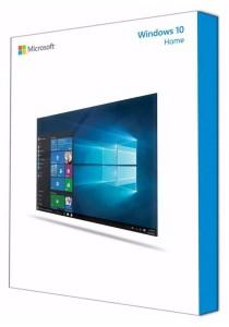 Microsoft Win Home 10 32-bit/64-bit Eng Intl USB