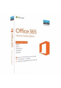 Microsoft Office 365 Home English APAC EM Subscr 1YR Medialess P2