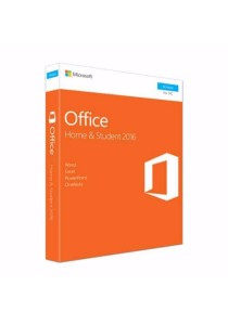 Microsoft Office Home & Student 2016 Win Eng APAC EM Medialess P2