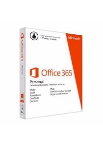 Microsoft Office 365 Personal 32-bit/X64 English Subscr 1yr APAC EM Medialess P2