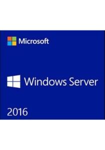 Microsoft Windows Svr Std 2016 64Bit English DVD 5 Clt