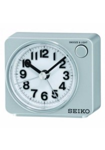 SEIKO Alarm Clocks QHE100 - Grey