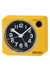 SEIKO Alarm Clocks QHE100 - Yellow