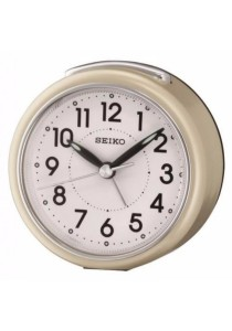 SEIKO Alarm Clocks QHE125-Gold