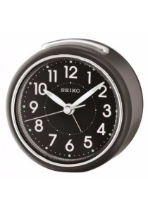 SEIKO Alarm Clocks QHE125-Black