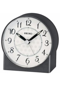 SEIKO Alarm Clocks QHE136A-Black