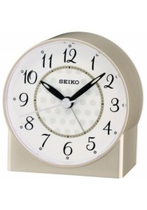 SEIKO Alarm Clocks QHE136A-Gold