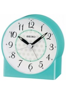 SEIKO Alarm Clocks QHE136A - Green