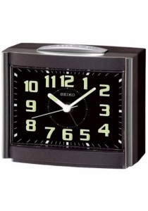 SEIKO Alarm Clocks QHK014K - Black