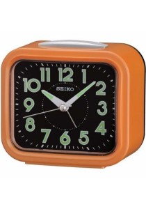 SEIKO Alarm Clocks QHK023 - Orange
