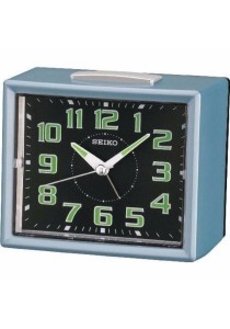 SEIKO Alarm Clocks QHK024 - Blue
