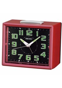 SEIKO Alarm Clocks QHK024 - Red