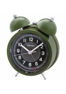 SEIKO Alarm Clocks QHK035S - Green